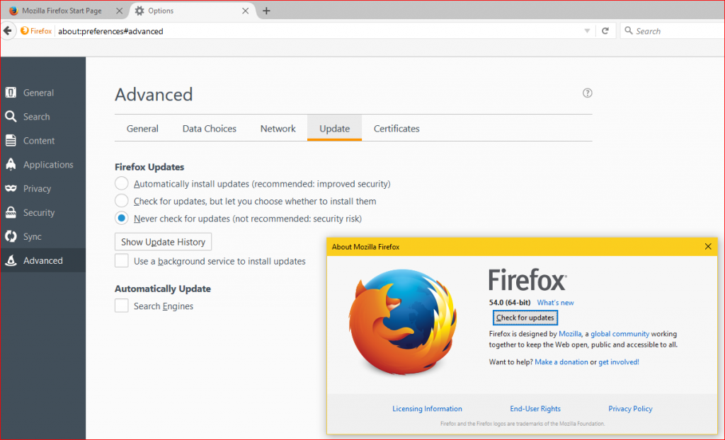 Firefox Browser and Selenium IDE compatibility issue